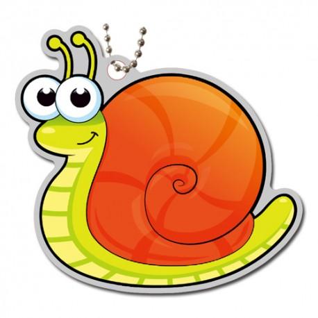Little Garden Creature Travel Tag - Escargot (SNAIL)
