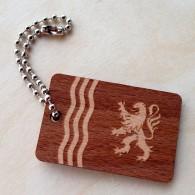 Wooden Flag Nouvelle Aquitaine
