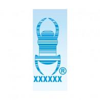 Travel Bug pour véhicule 9cm - Bleu Decal