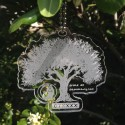 The Crystal Tree - Olive Tree (trackable collection)