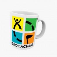 Mug Logo Geocaching