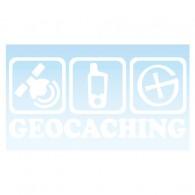 Sticker vinyle GEOCACHING