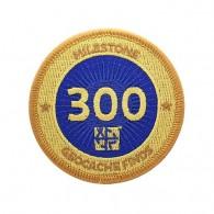 Milestone Patch - 300 Finds