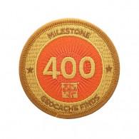 Milestone Patch - 400 Finds