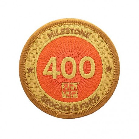 Milestone Patch - 400 Finds