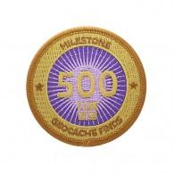 Milestone Patch - 500 Finds