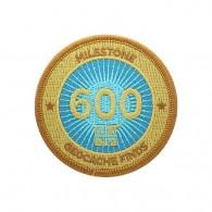 Milestone Patch - 600 Finds
