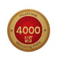 Milestone Patch - 4000 Finds