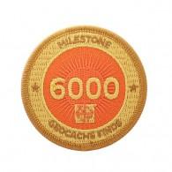 Milestone Patch - 6000 Finds