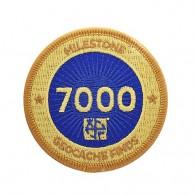 Milestone Patch - 7000 Finds