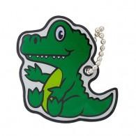 Travel Tag Alligator