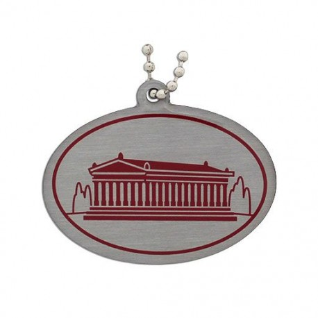 Ancient Wonders of the World Trackable Tag - Temple of Artemis