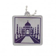 Modern Wonders of the World Trackable Tag - Taj Mahal