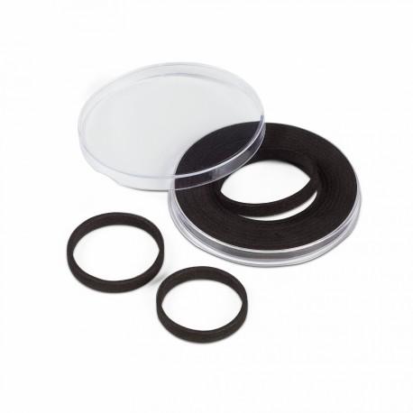 Capsule de protection ronde pour géocoin - Taille variable 21 à 62mm