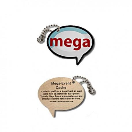 Travel Tag Mega