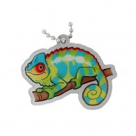 Geopets Travel Tag - DNF the Chameleon