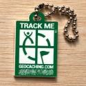 Travel Logo Geocaching - Vert