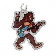 Gary the Bigfoot Travel Tag