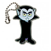 "Travel Tag ""Vinny le Vampire"""
