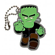 "Travel Tag ""Fenton le Frankenstein Monstre"""