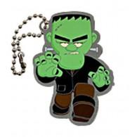 "Travel Tag ""Fenton le Frankenstein Monstre"""