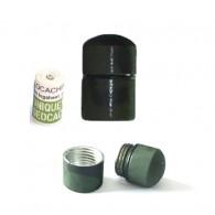 Nano Cache aimantée Camouflage - Dark Green