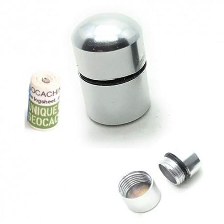 Nano Cache aimantée - Silver