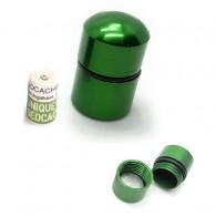 Nano Cache aimantée - Green
