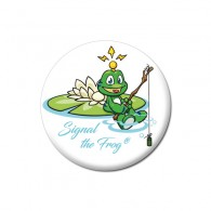 Badge Signal The Frog® - Fishing