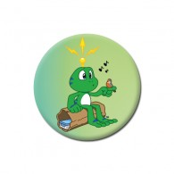 Badge Signal The Frog® - Singing