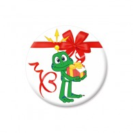 Badge Signal The Frog® - Gift