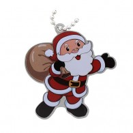Festive Collection - Saint Nick Travel Tag