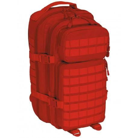 Sac à dos US Assault Pack 30L - Rouge