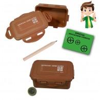 """Kit """"Prêt à poser"""" - GeoBox Wood"""