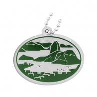 Natural Wonders of the World Trackable Tag - Guanabara Bay