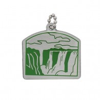 Natural Wonders of the World Trackable Tag - Victoria Falls