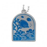 Natural Wonders of the World Trackable Tag - Great Barrier Reef