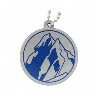 Natural Wonders of the World Trackable Tag - Mount Everest
