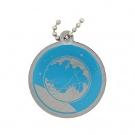 Wonders of the Solar System Travel Tag - Europa