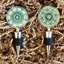 Trackable Wine Stopper Geocoin