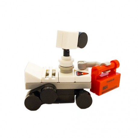 Mars Rover Trackable Brick Set - Limited Edition