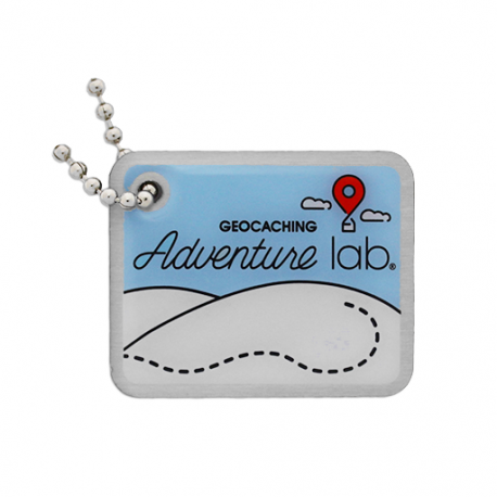 Adventure Lab® Travel Tag