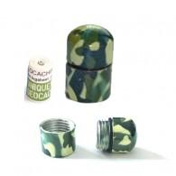 Nano Cache aimantée Camouflage - Green Light