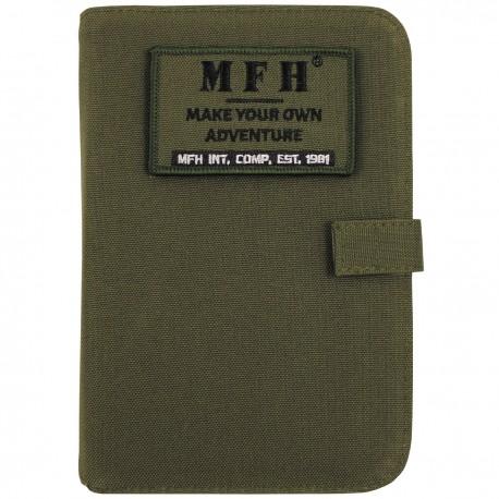 Tactical Notebook A6 - Kaki