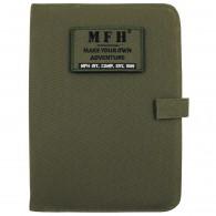 Tactical Notebook A5 - Kaki