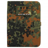 Tactical Notebook A5 - Camo
