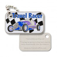 Travel Racer - Bleu