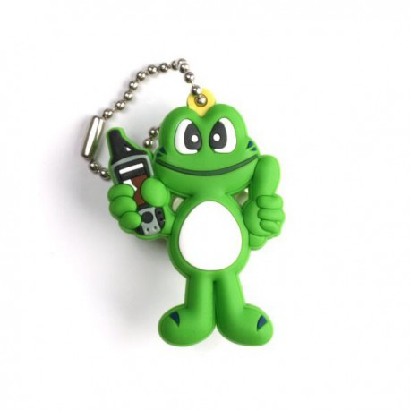 Signal the Frog pendentif