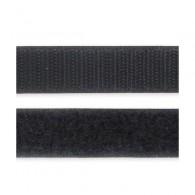 Bande Velcro 50cm - Noir