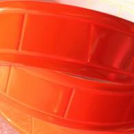 Bande rétro-réfléchissante 1M - Orange